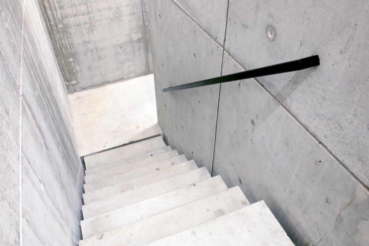prefab betontrap
