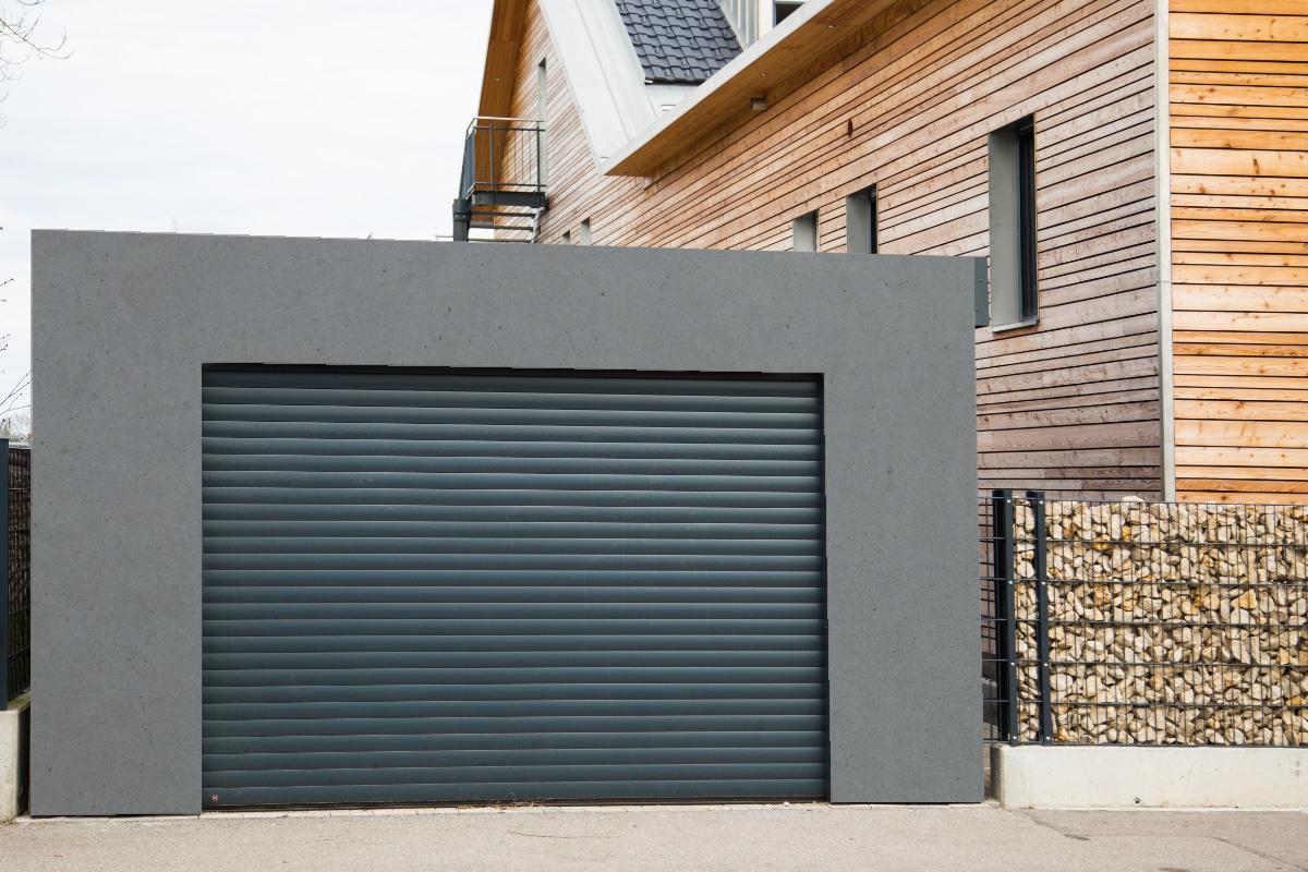 prefab beton garage